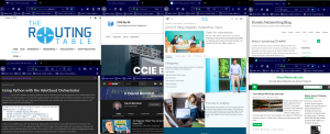 Cisco certs & networking blogs